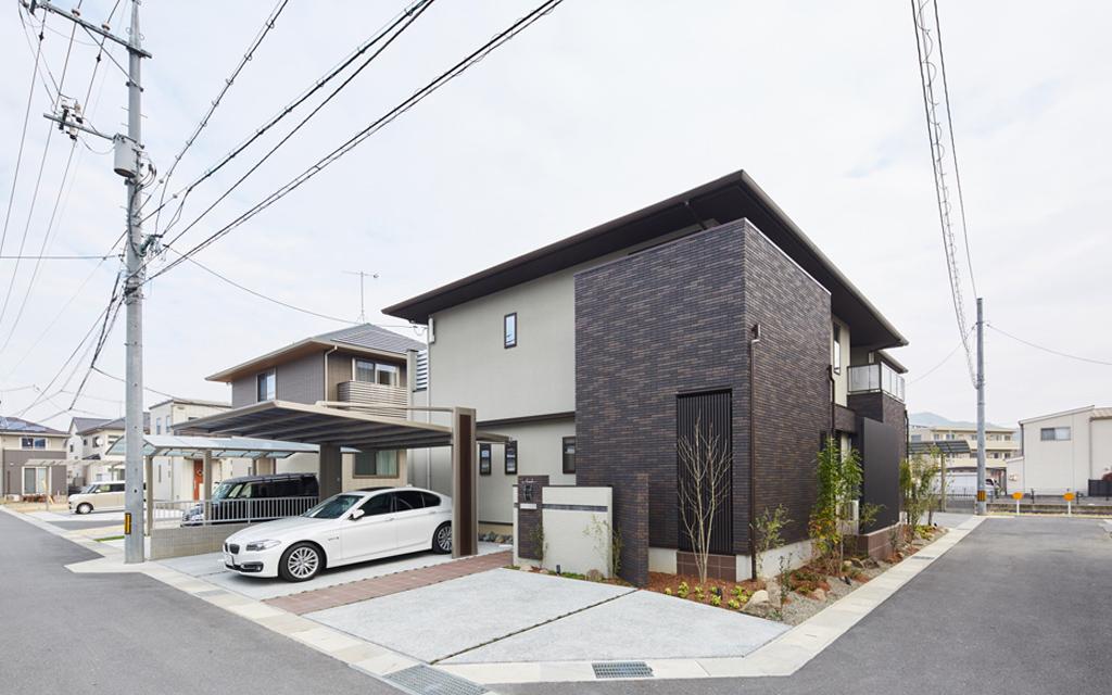 古新田の家