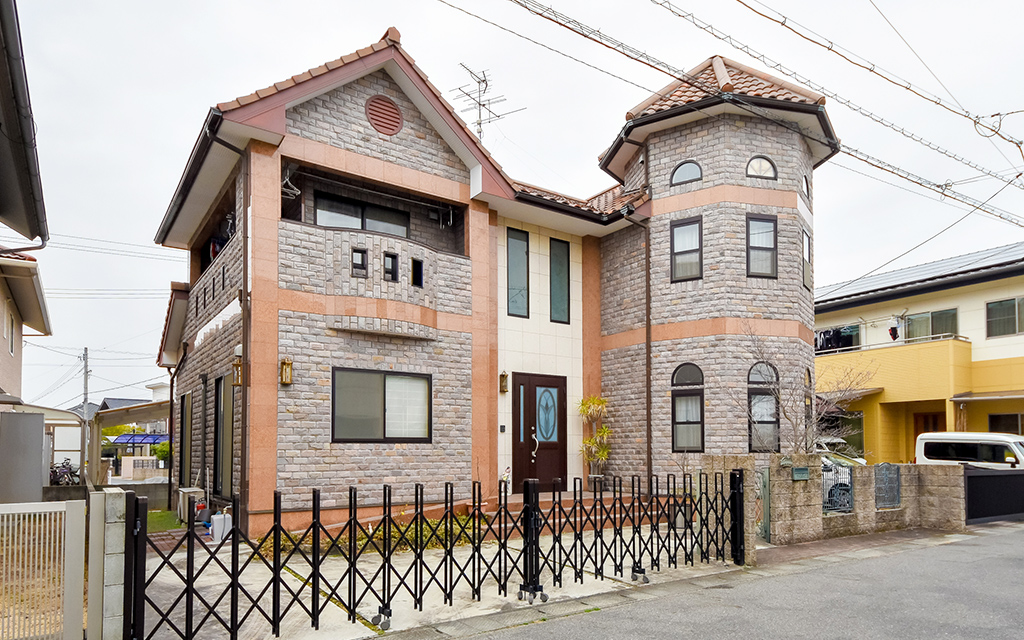 岡山市南区 大福 中古物件