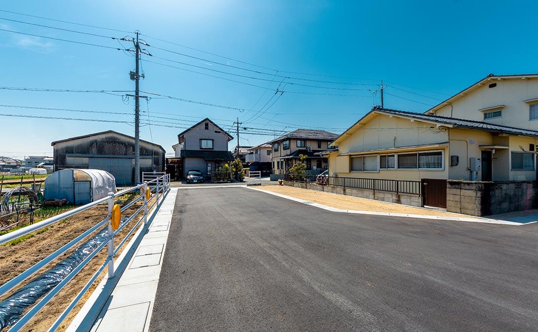 倉敷市 玉島 乙島8期