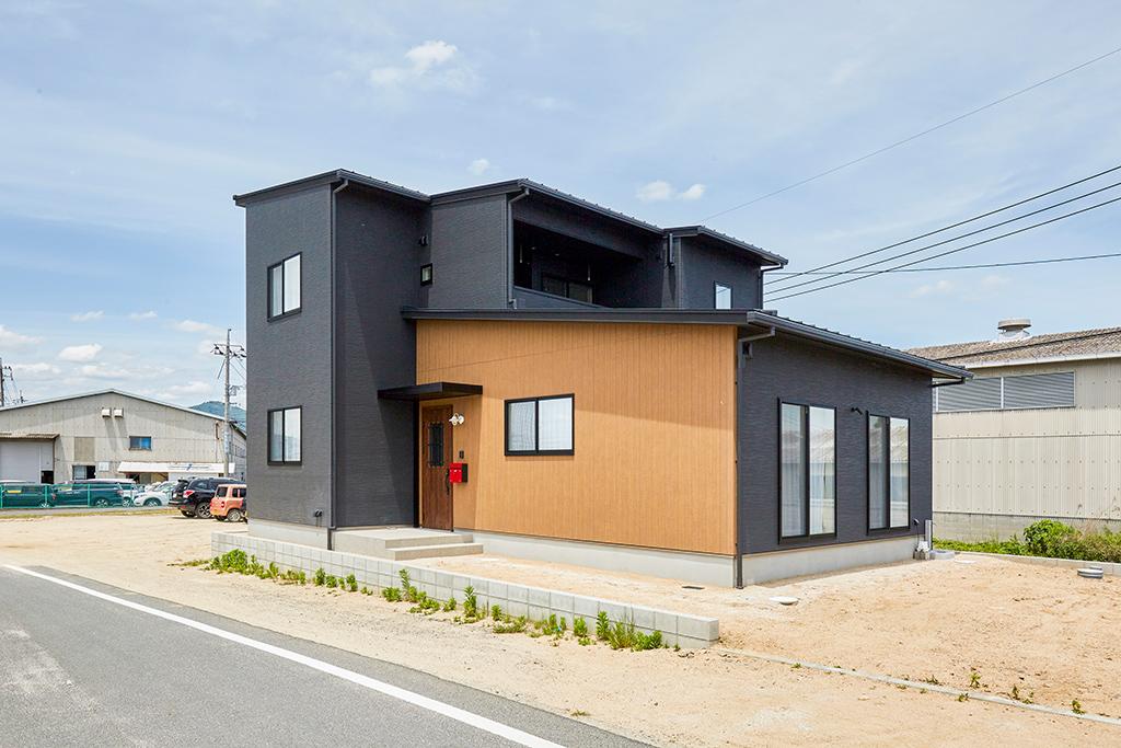 南溝手の家