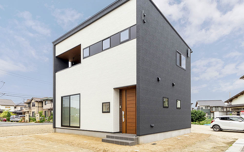 上富井の家