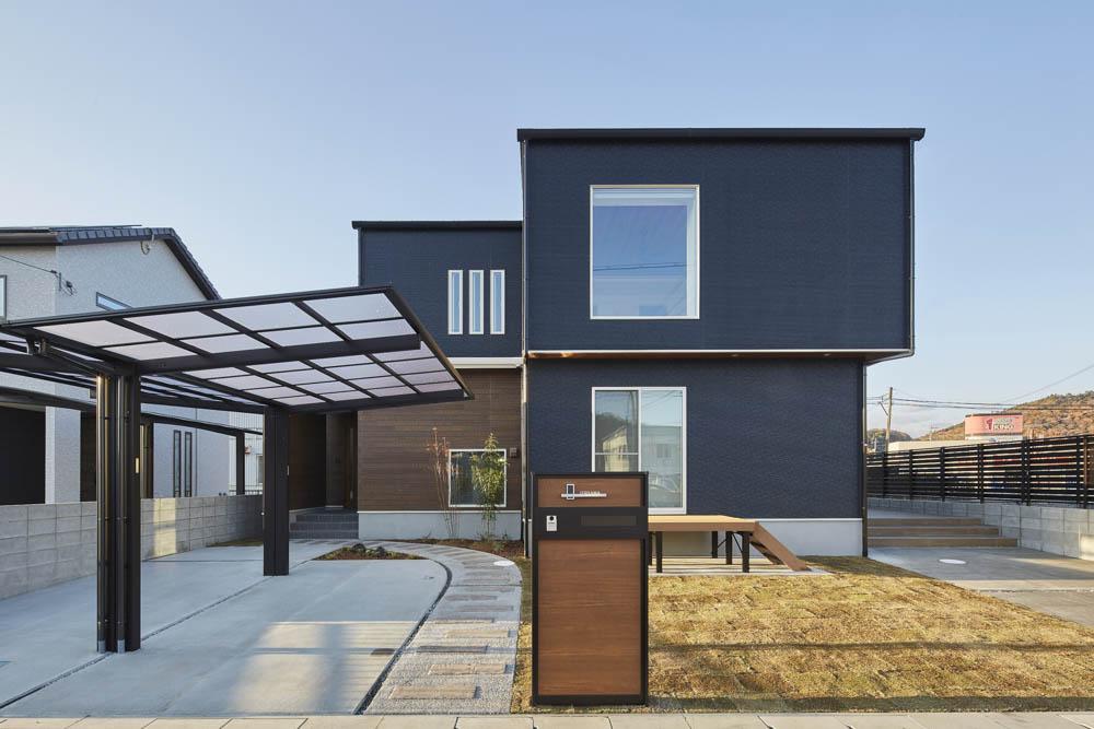 矢掛町の家